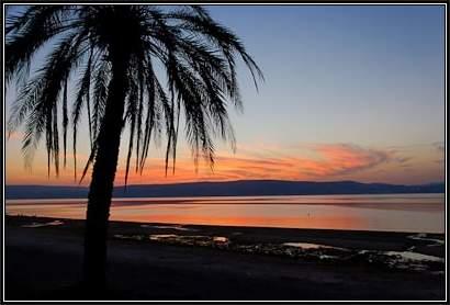 Sea-of-Galilee-sunset,-tb103106329-bibleplaces