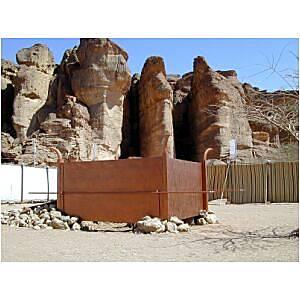 Tabernacle sacrificial altar, Solomon's Pillars, tb n030301_t